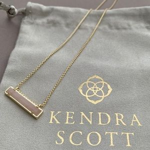 Kendra Scott Leanor Gold Pendant Necklace
